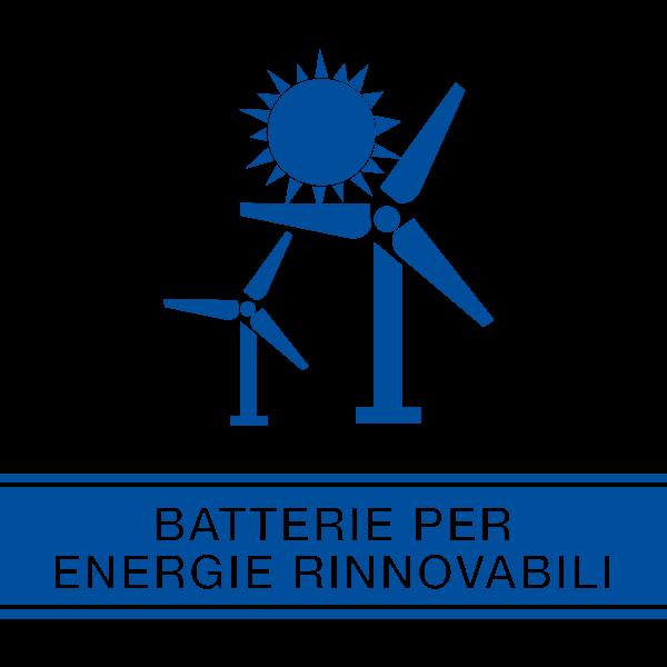 pulsante pagina prodotti batterie per energie rinnovabili