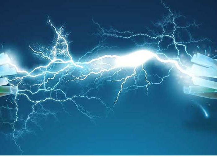 Immagine del flusso di corrente identificativa del pulsante carica batterie e avviatori avviatori