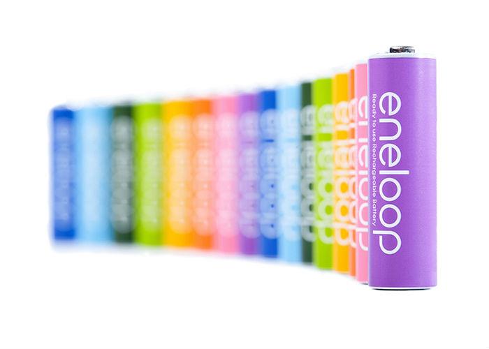 Immagine di batterie ricaricabili identificativa del pile, pacchi batterie e assemblati batterie ricaricabili